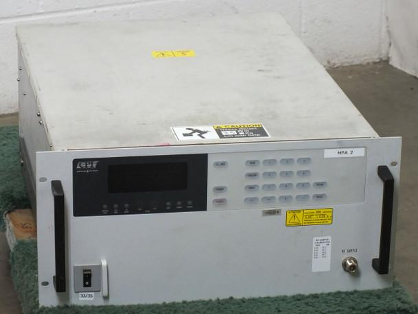 CPI VZC6967AM 750W Compact High Power Amplifier