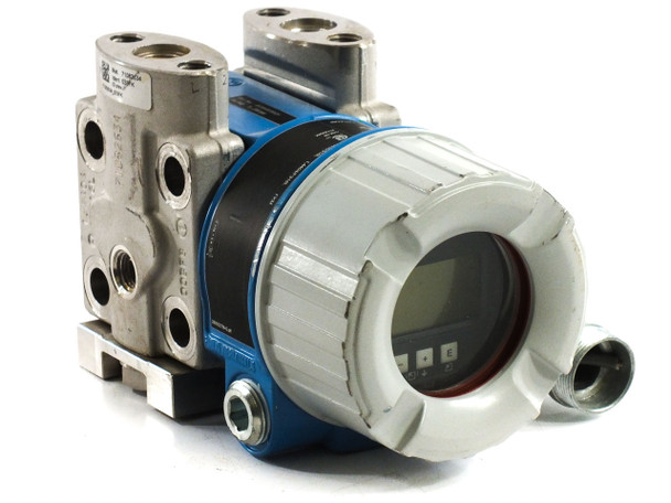 Endress-Hauser PMD55 Deltabar Differential Pressure Transmitter - Liquids or Gas