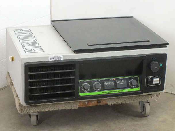 Sorvall RT6000B Refrigerated Tabletop Centrifuge with Rotor - As Is