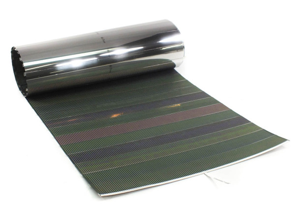 """Solopower SP1 51 CIGS Solar Panel Cells 14""""W Connected Unencapsulated SS Tabbed"""