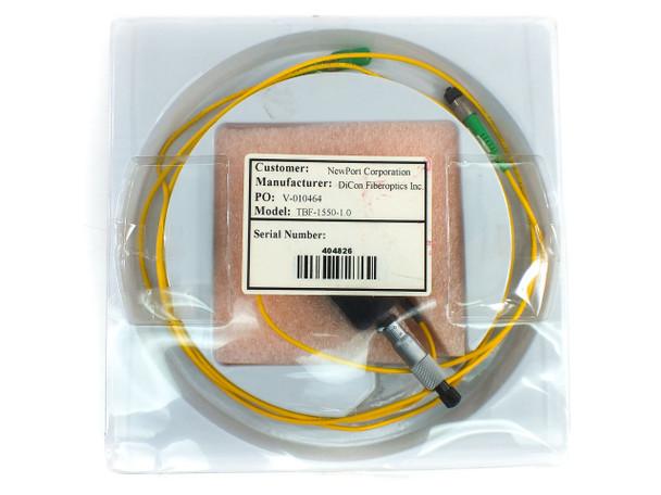 Newport TBF-1550-1.0 Tunable Bandpass Filter, 1550 nm, 9/125 µm, FC/APC
