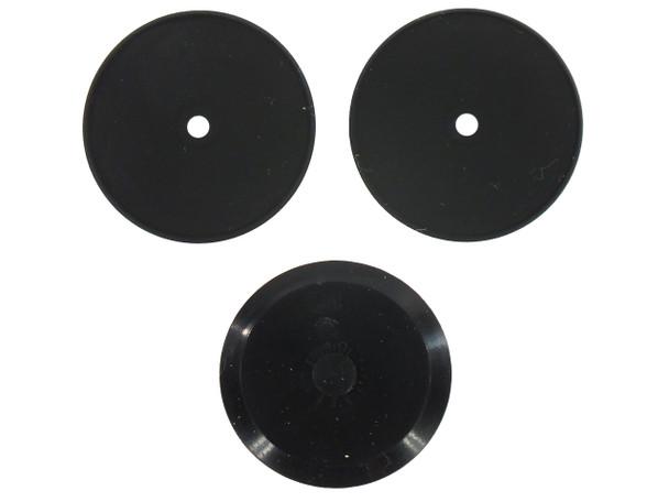 3M 7282 / 7283 Easi-Air Inhalation Exhalation Valve - 7800S Gas Mask - Kit of 3