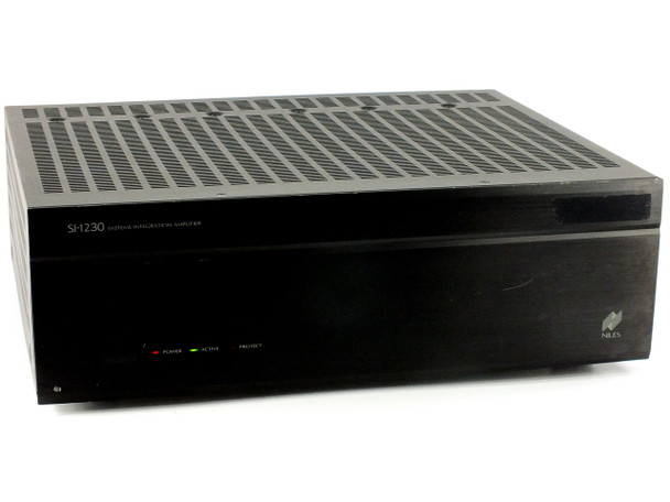 Niles SI-1230 12-Channel Pro Audio Power Amplifier Multi-Room System Integration