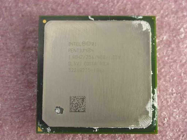 Intel P4 1.8 GHZ/256/400/1.75V Socket 478 CPU (SL5VJ)