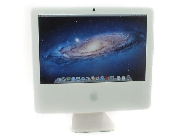 Apple iMac Computer 17-inch Core 2 Duo 1.83 GHz 2GB RAM 160GB HDD A1195 2006
