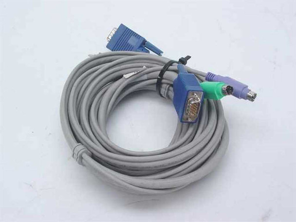 Compaq 12-Foot KVM Cable CPU to Switch (147095-001)