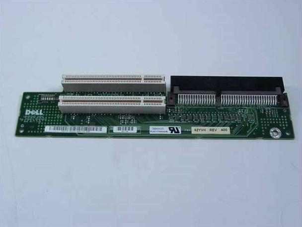 Dell 062YVH 2-Slot PCI Expansion Board for Optiplex GX240/260 Desktop PC 2X378