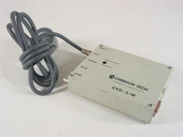 Crimson Tech Coax Converter CVS-3/W