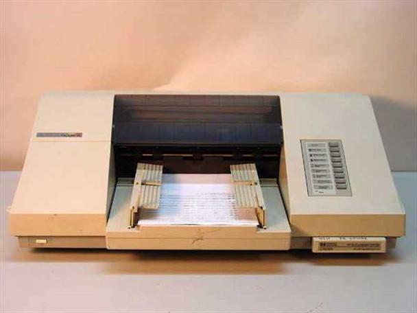 HP PaintJet XL Vintage Large Format 4 Color Thermal Inkjet Printer C1602A