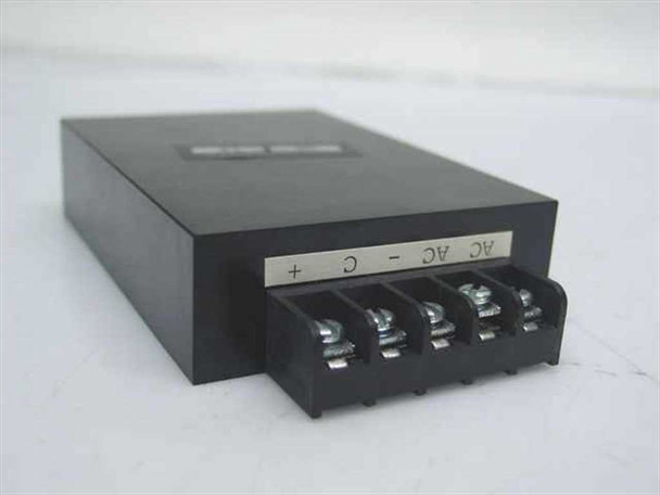 Transducers and Systems Power supply, stabilized 115V in