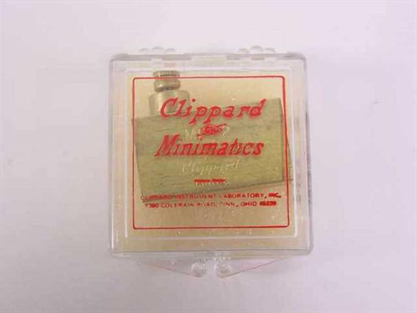 Clippard Minimatic Miniature Adjustable Needle Valve (MFC-2)