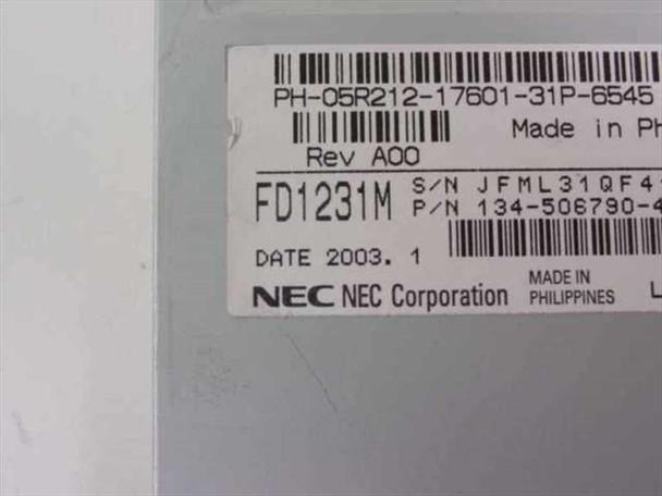 """Dell 1.44 3.5"""" Floppy Drive - NEC FD1231M (5R212)"""