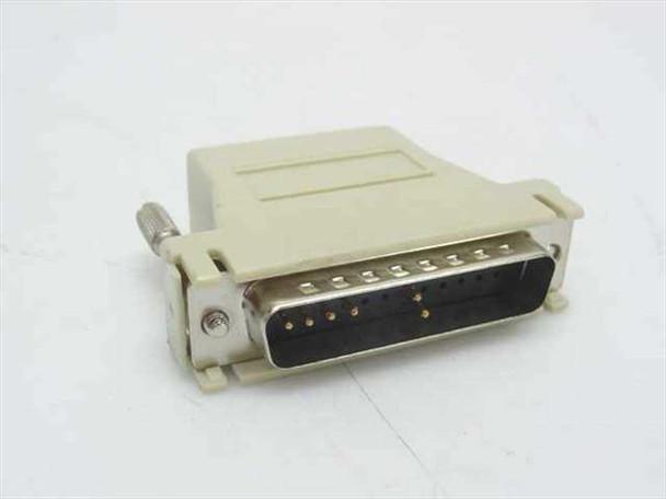 Generic 25 Pin Serial to 8 Pin RJ45 Adapter N/L