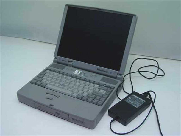 Toshiba PA1233U-T2C I-166 Tecra Laptop / Notebook 740CDT - Missing Parts - As Is