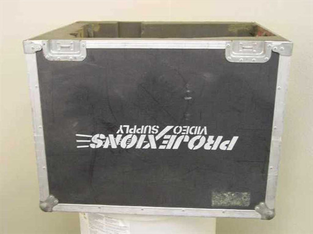 """Flight Case 23"""" x 26"""" x 30"""" TOP ONLY - ATA Road Shipping Case - As-Is"""