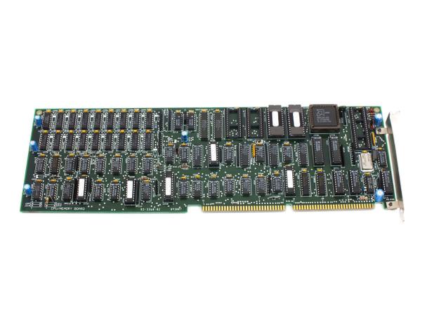 Zenith 85-3360-02 VINTAGE CPU / Memory Expansion Board / Card SBR204 181-6116-3M