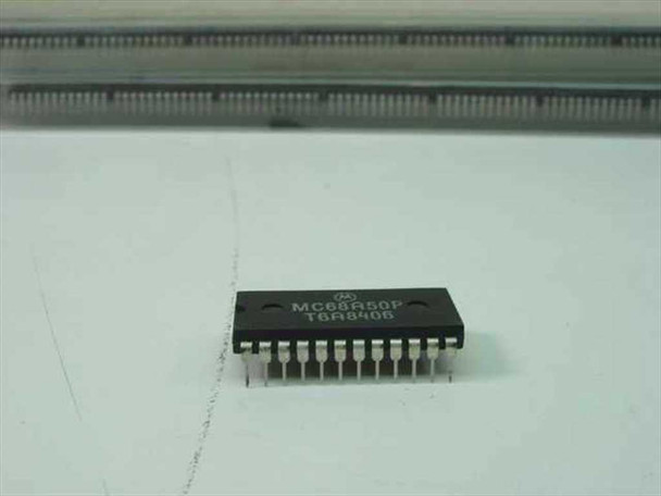 Motorola Asynchronous Communications Interface Adapter (MC68A50P)