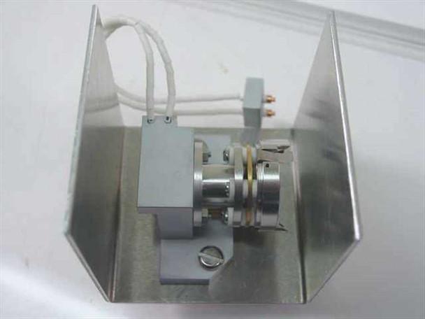 Gas Fill for Ring Laser Gyro Refil Station Emitter Port