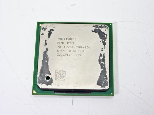 Intel P4 2.0 GHz/400/512/1.5v Socket 478 CPU (SL5ZT)