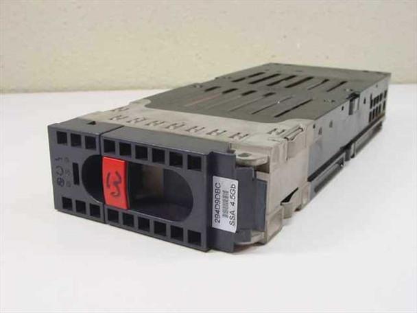 IBM 89H4941 SSA Hard Drive Caddy Enclosure - Drive Removed