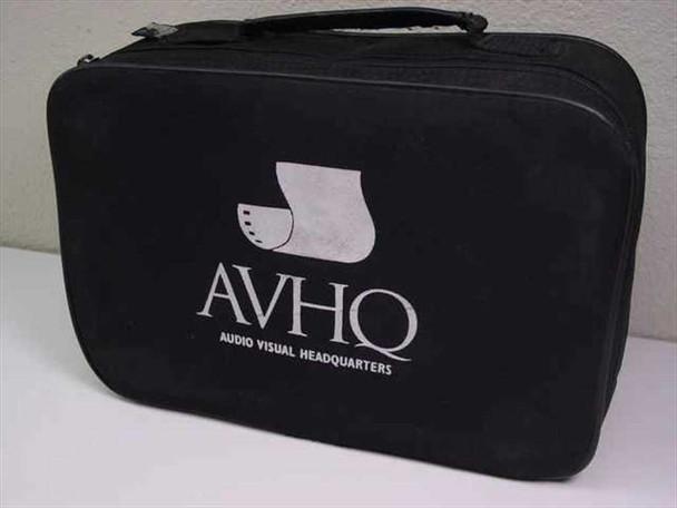 Audio Visual Headquarters Camera Case Black