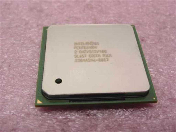 Intel P4 2.0 GHz/512/400 Socket 478 CPU (SL6S7)
