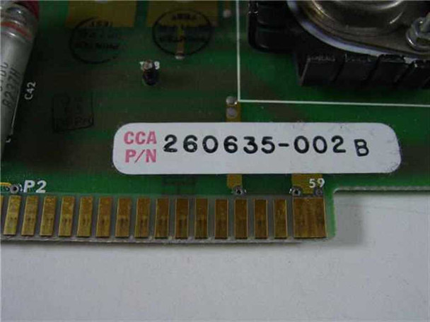 Data Products Motor Driver Assy. 260635-002 / 260591-002