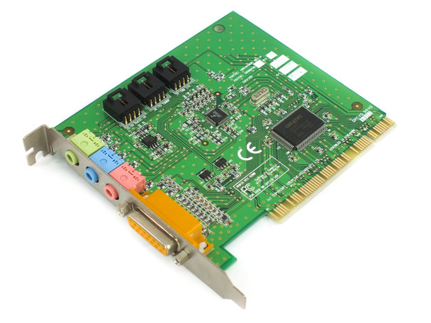 Compaq 113897 PCI Sound Card with Game Port - Creative Labs 5200 ES1373 - TESTED