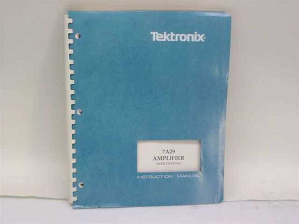 Tektronix 7B53A/7B53AN Dual Time Base Instruction Manual (070-1342-01)