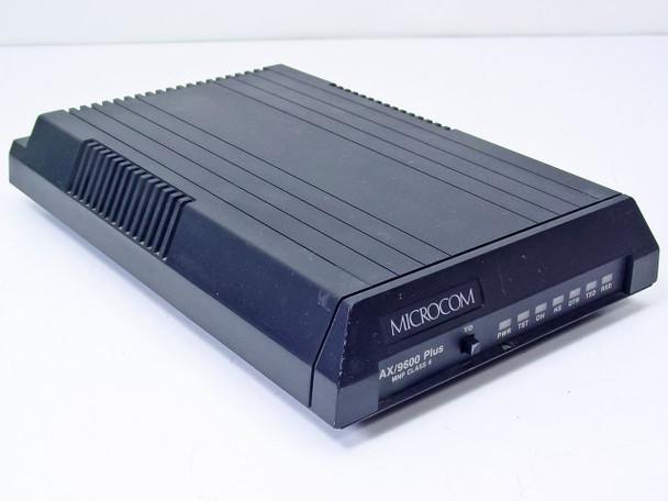 Microcom 9600 External Modem AX9600&