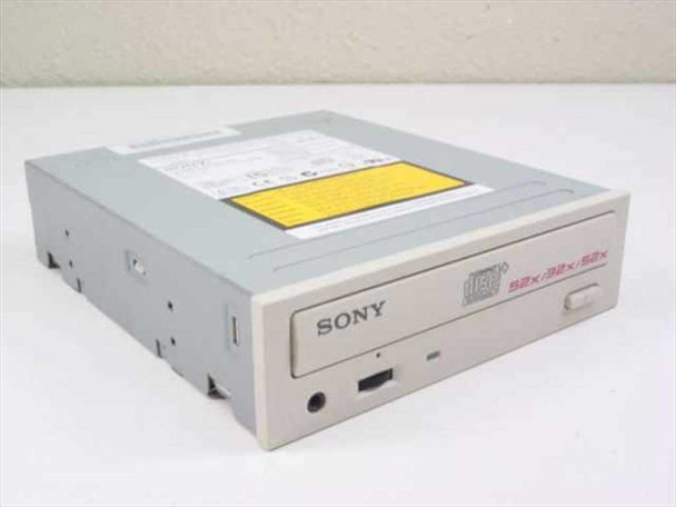 Sony 52x/32x/52x CD-R/RW Drive Unit (CRX230AD) - AS IS