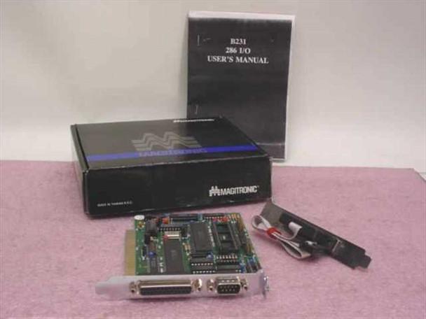 Magitronic 286 I/O Card (B231)