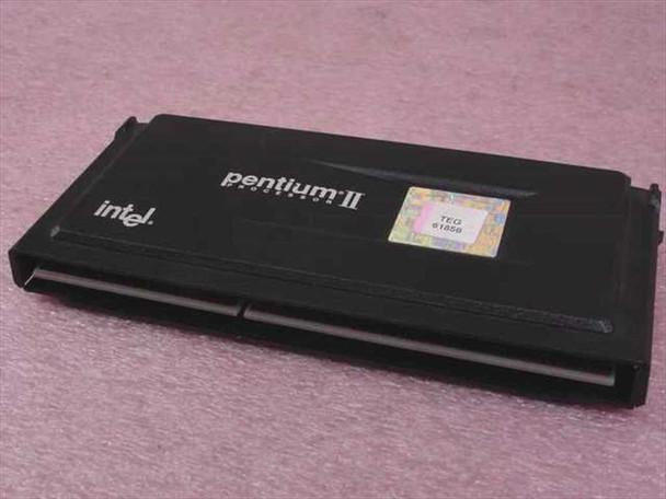 Intel Pentium II333MHz 512 KB Slot 1 Processor - SL2TV 80523PX333512PE