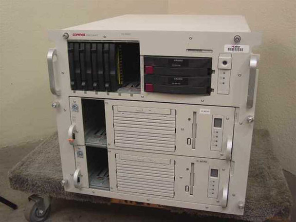 Compaq Proliant Rack Mount Server (CL1850)