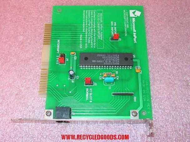Microsoft 900-255-018 InPort 8-bit BUS Mouse Card - REV G - VINTAGE