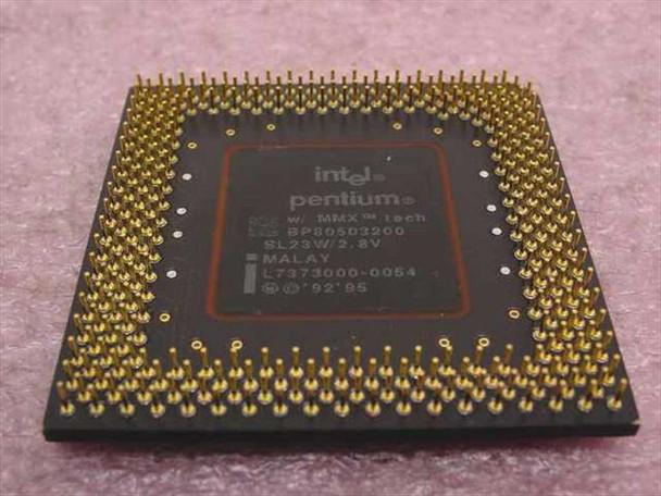 Intel Pentium Processor BP80503200 (SL23W)
