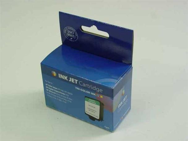 Generic Ink Jet Cartridge Tri Color Ink HP C5010