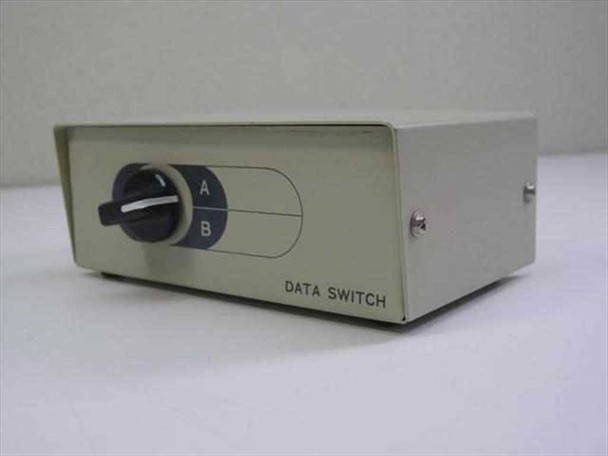 Generic 8 Pin Apple Printer Data Switch (2 Way)