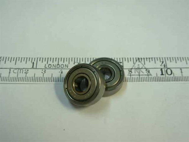 Steel 627-2Z Ball Bearing 7x22x7mm 36000RPM
