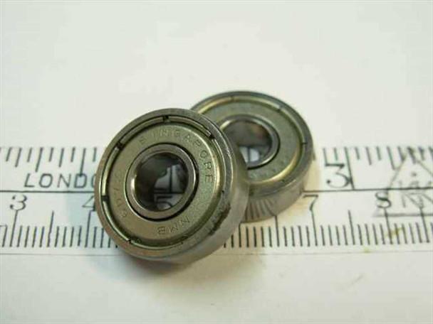 Steel Ball Bearing 7x19x6mm 24000RPM (607-2Z)