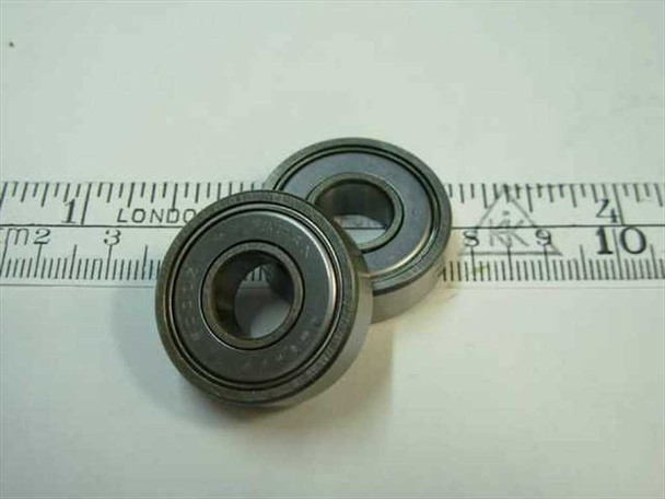 Steel 6000-2Z Ball Bearing 10x26x8mm 40000RPM