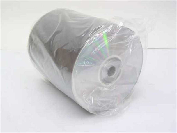 photo regarding Printable Cds referred to as US Electronic Media Diamond White Inkjet Printable CDs 80R48D-WI100B M40101