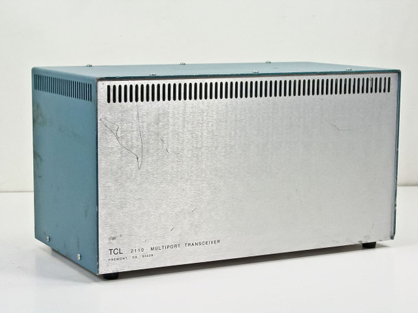 TCL Multiport Transceiver Loaded with Cards (2110)