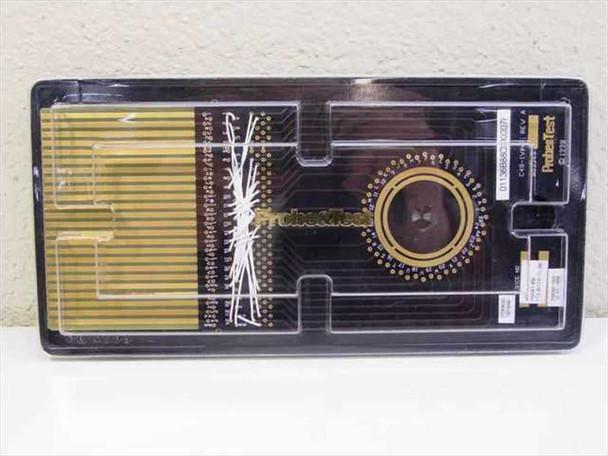 Probe & Test C48-IVHT Rev A Probe Card PCB for Testing Das Device