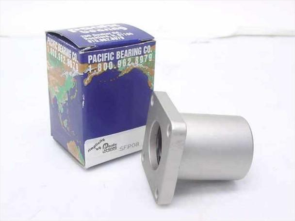 Pacific Bearing Linear Flange Mount Bearing (SFP08)
