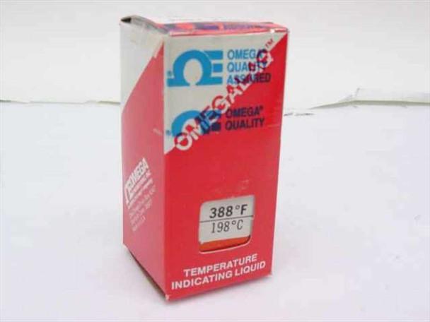 Omega 198C degrees Temperature Indicating Liquid LAQ-0388