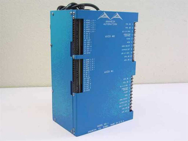 Anaheim Automation Programmable Driver Pack for Servo Motor DPQ21SB1