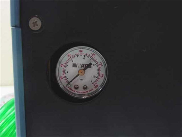 Air or Gas  Process Unit for Air or Gas Flow and Variac Computer Controlled