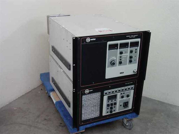 Varian VZC-6965 CPI 700W C-Band TWTA and Power Supply VZC -AS-IS