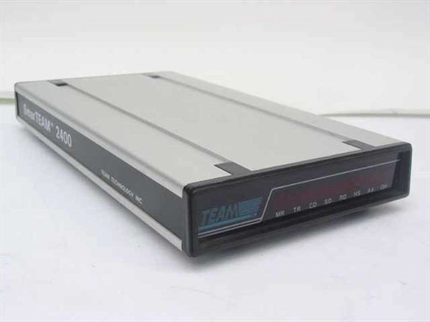 Team Technology SmarTEAM Data 2400 Baud Modem - no AC Adapter 2400